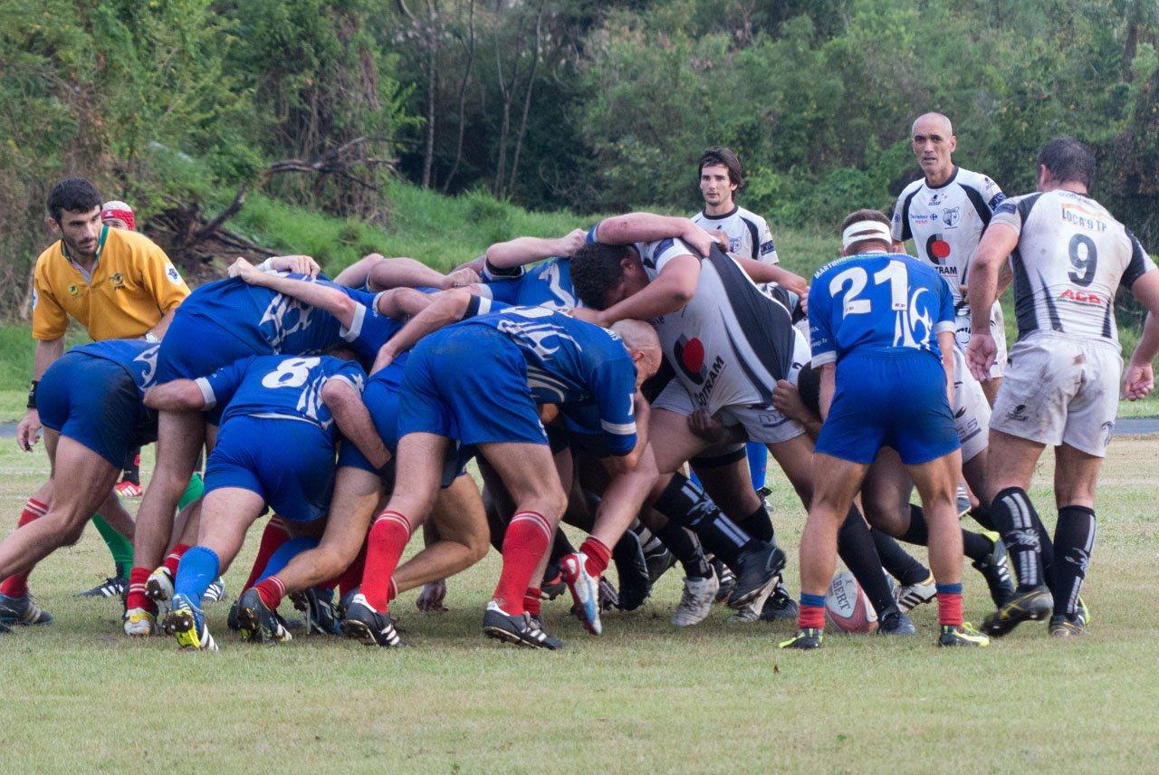 rencontre de rugby à desaix