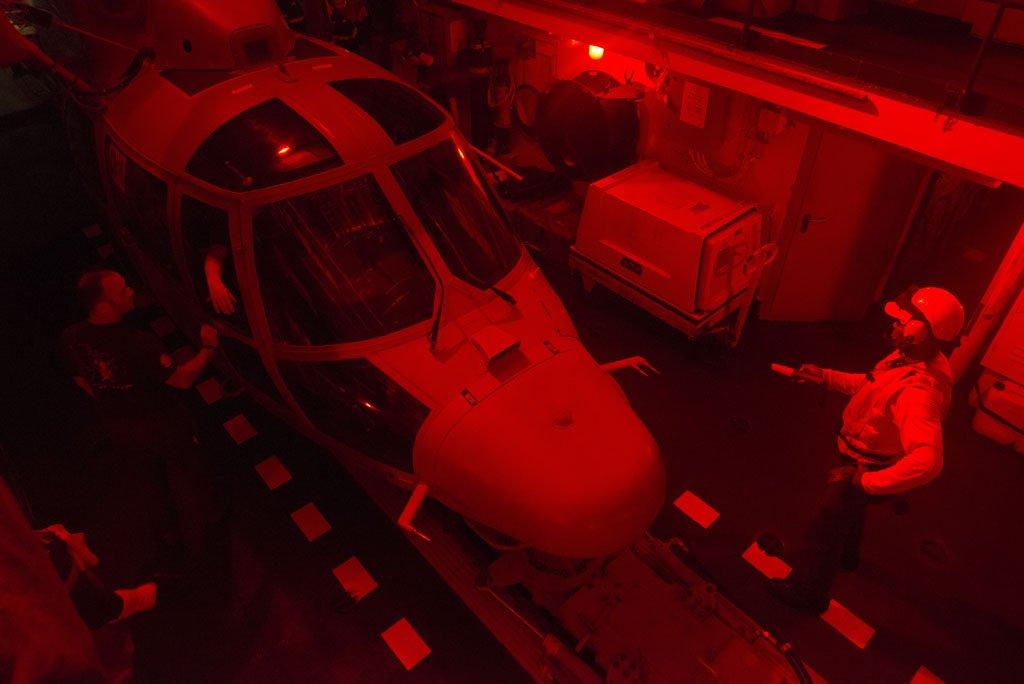 FS Germinal : Interception d'un cargo suspecté de traffic de dr