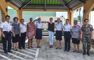 DIASS et CMIA Martinique